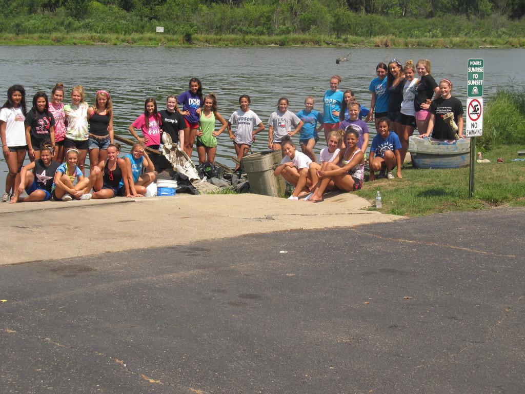 Fox River Volunteers