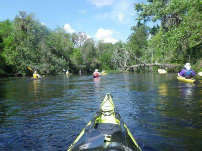 Find the Fox kayak trip