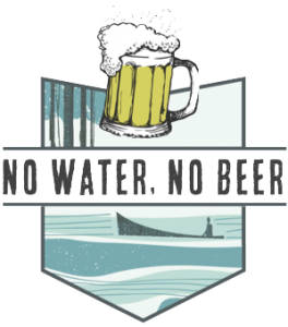 No-Water-No-Beer transparent