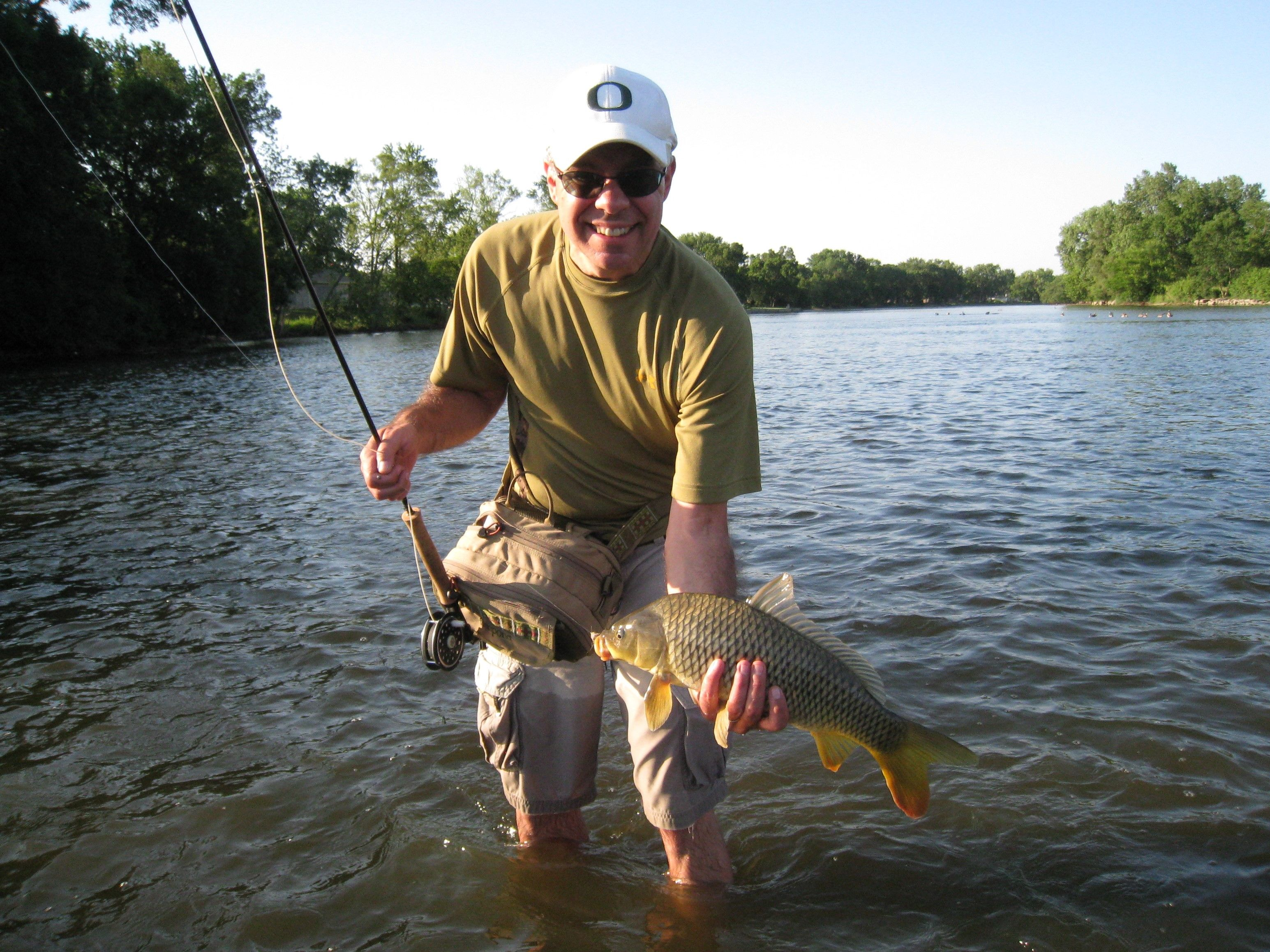 Friends Of The Fox River Fly Fishing The Fox Friends Of The Fox River