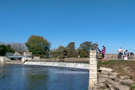 Friends of the Fox River Why Were the Fox River's Dams Built