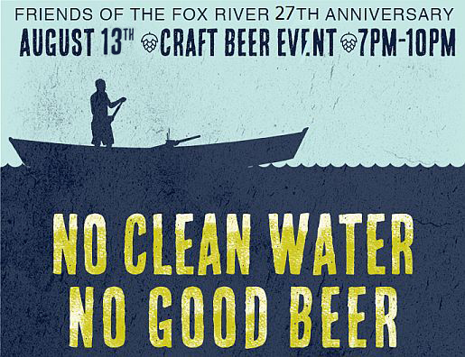 No Clean Water, No Good Beer