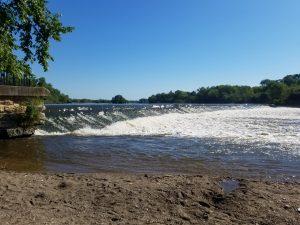 Carpentersville dam