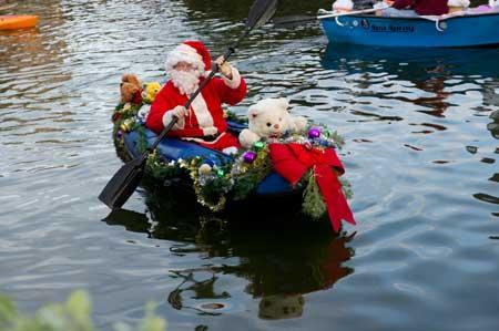 river Santa