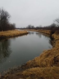 Fox River in Waukesha