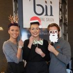 bii hair salon staff