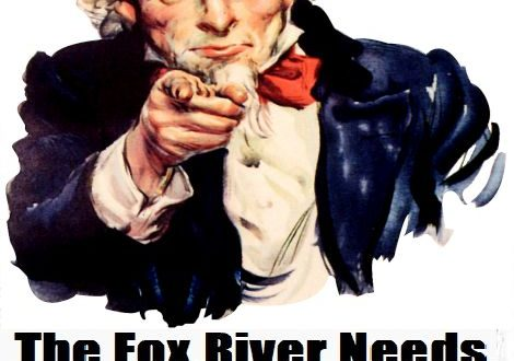 The Fox River Needs You