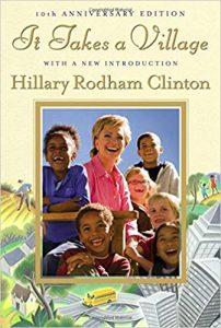 H Clinton book cover