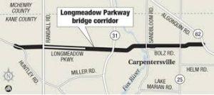 longmeadow map