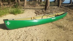 Win this canoe in our fundraiser raffle!