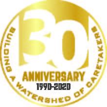 FOFR_30th Anniversary logo