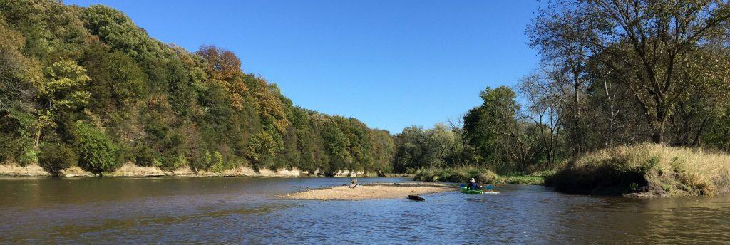 Lower Fox River by Lynn Rotunno