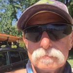 Gary Swick with shades