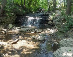 blackhawk waterfall by gm