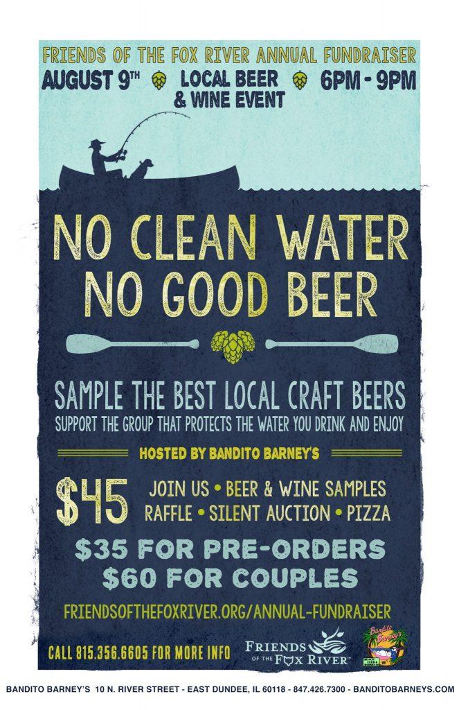 No Clean Water No Good Beer (or Wine) 2021
