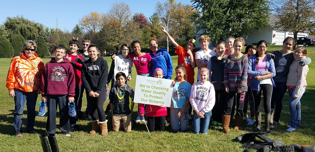 Friends of the Fox River-education